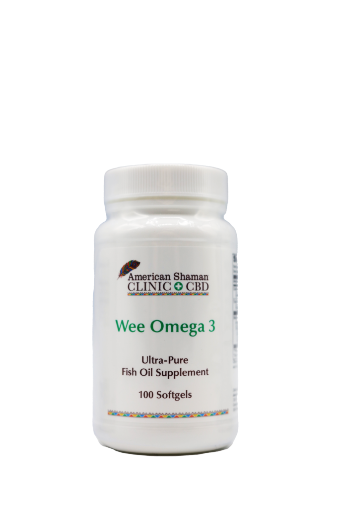 wee omega supplement